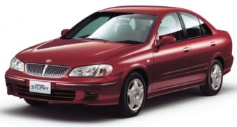 Цена Nissan Bluebird 2004 года в Уфе