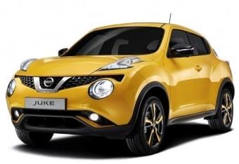 Цена Nissan Juke 2017 года в Севастополе