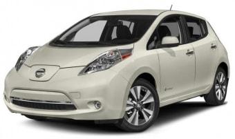 Цена Nissan Leaf 2013 года в Перми