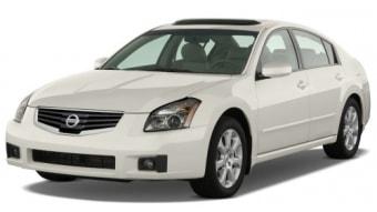 Цена Nissan Maxima