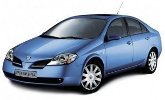 Цена Nissan Primera