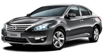 Цена Nissan Teana 2013 года в Москве
