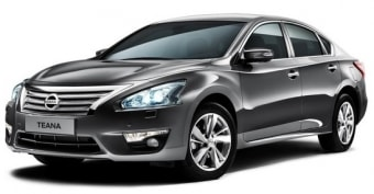 Цена Nissan Teana