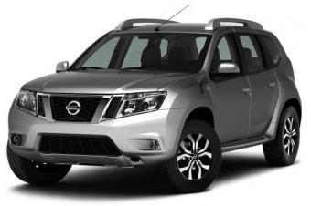 Цена Nissan Terrano 2014 года в Перми