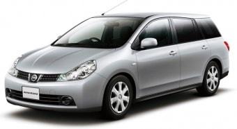 Цена Nissan Wingroad 2000 года в Хабаровске
