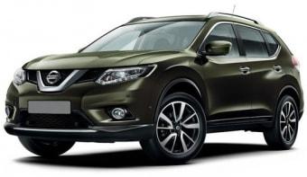 Цена Nissan X-Trail 2015 года в Москве