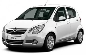 Цена Opel Agila 2009 года в Перми