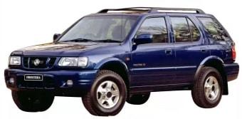 Цена Opel Frontera 2001 года в Иркутске