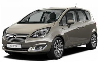 Цена Opel Meriva 2004 года