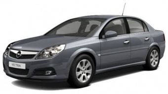 Цена Opel Vectra 2003 года в Перми
