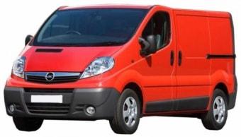 Цена Opel Vivaro