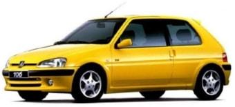 Цена Peugeot 106