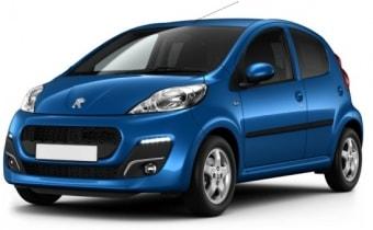 Цена Peugeot 107 2012 года в Казани