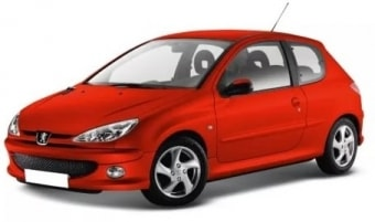 Цена Peugeot 206 2010 года в Барнауле