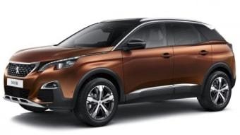 Цена Peugeot 3008 2015 года в Красноярске