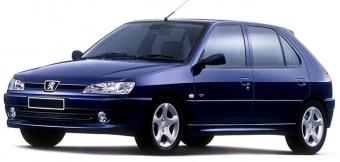 Цена Peugeot 306 2001 года в Москве