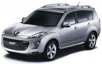 Цена Peugeot 4007