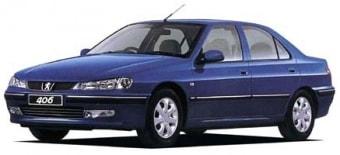 Цена Peugeot 406 2003 года в Екатеринбурге