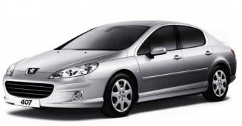 Цена Peugeot 407 2006 года в Иркутске