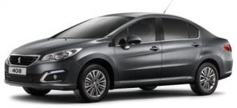 Цена Peugeot 408 2015 года в Краснодаре