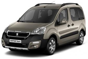 Цена Peugeot Partner 2012 года в Москве