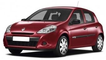 Цена Renault Clio 2010 года в Тюмени