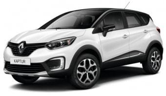 Цена Renault Kaptur 2018 года в Екатеринбурге