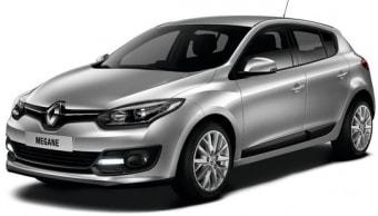 Цена Renault Megane 2015 года в Барнауле