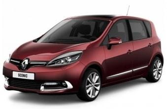Цена Renault Scenic 2013 года в Красноярске