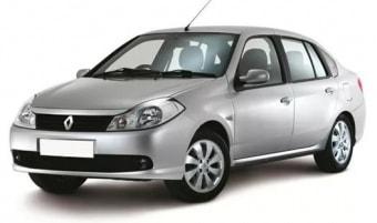 Цена Renault Symbol 2009 года в Саратове
