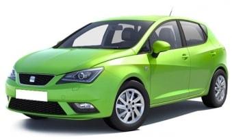 Цена SEAT Ibiza 2013 года в Воронеже