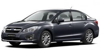 Цена Subaru Impreza 2010 года в Москве