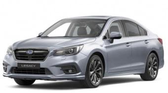 Цена Subaru Legacy 2011 года в Москве