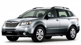 Цена Subaru Tribeca