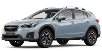 Цена Subaru XV 2015 года в Москве