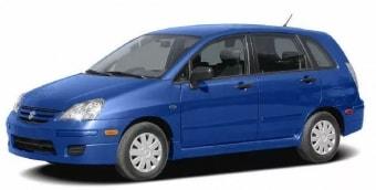 Цена Suzuki Aerio 2004 года