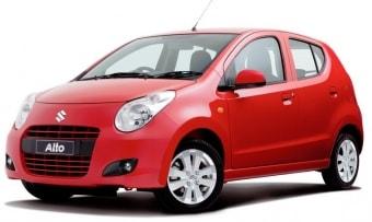 Цена Suzuki Alto 2009 года в Омске