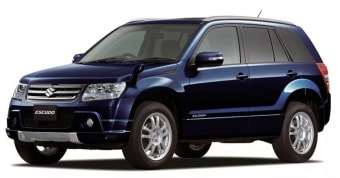 Отзывы Suzuki Escudo