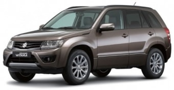 Цена Suzuki Grand Vitara 2014 года в Новокузнецке