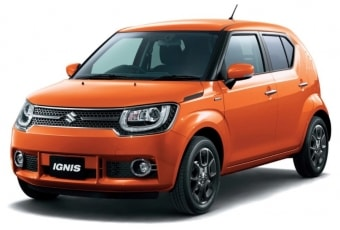Цена Suzuki Ignis 2004 года