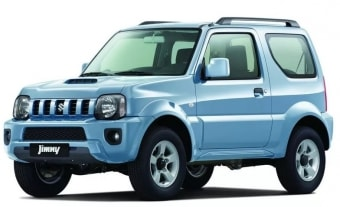 Отзывы Suzuki Jimny