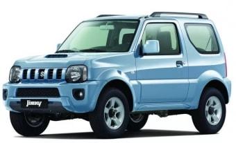 Цена Suzuki Jimny 2015 года в Новокузнецке