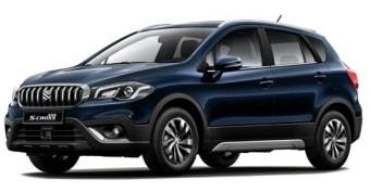 Цена Suzuki SX4 2017 года в Севастополе