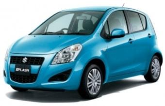 Цена Suzuki Splash 2012 года в Владивостоке
