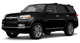 Цена Toyota 4Runner 2014 года в Самаре