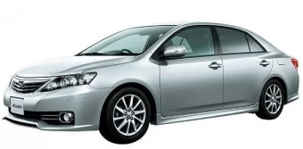Цена Toyota Allion 2004 года
