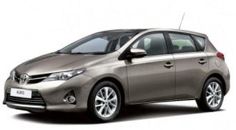 Цена Toyota Auris