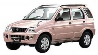 Цена Toyota Cami 2002 года в Волгограде