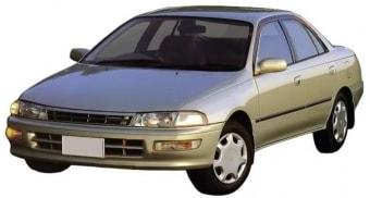 Цена Toyota Carina