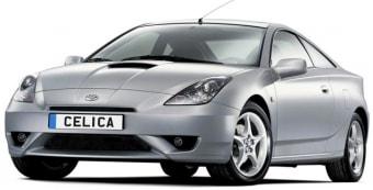 Цена Toyota Celica 2004 года в Барнауле